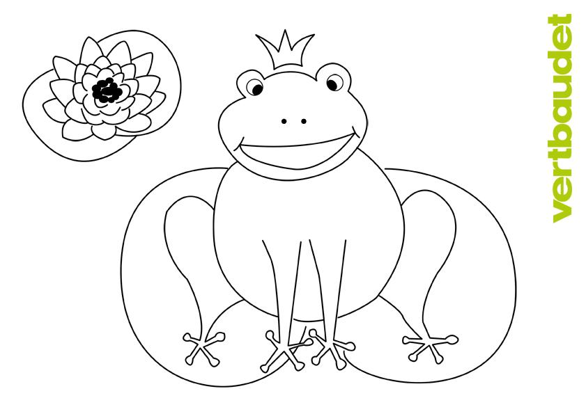 malvorlage frosch › vertbaudet blog  ein familien blog