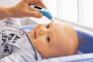 Fieber bei Kleinkindern – Was ist zu tun?
