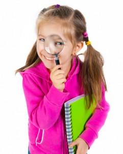 Welcher Lerntyp ist mein Kind? – Der visuelle Lerntyp