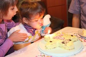 Der zweite Geburtstag