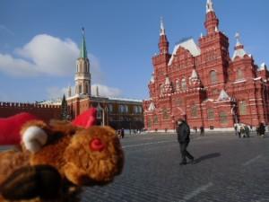 Palle in Moskau