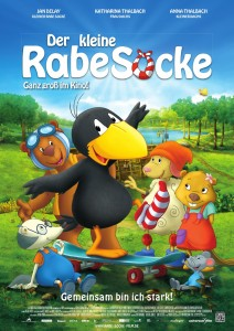 Gewinnspiel – Der kleine Rabe Socke (Filmstart: 06.09.2012)