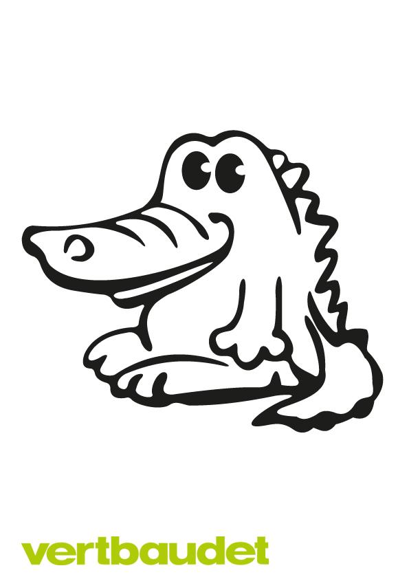 malvorlage krokodil › vertbaudet blog  ein familien blog