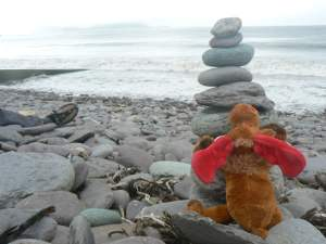 Palle on Tour in Irland