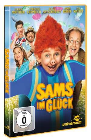 DVD Sams im Glück