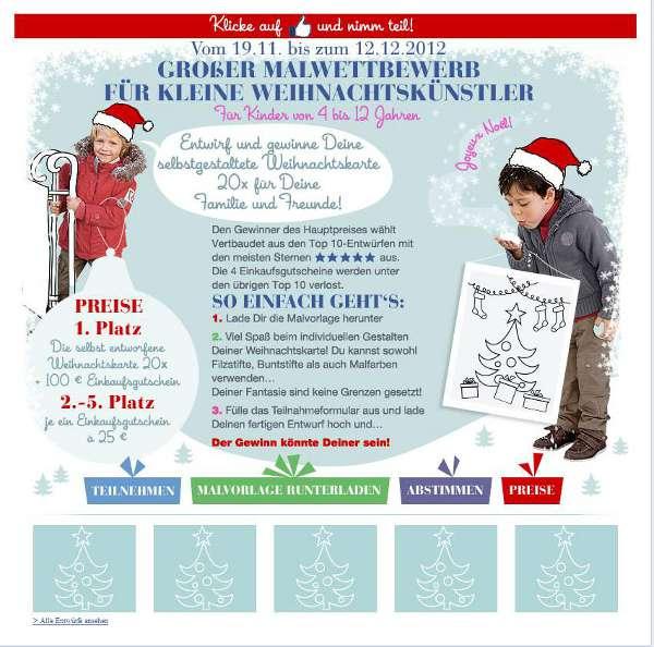 Gestalte deine eigene Weihnachtskarte