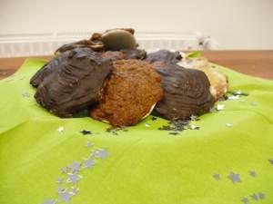 Lebkuchen-Teller
