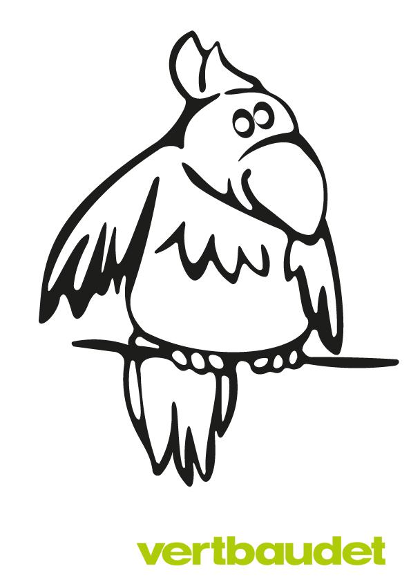 malvorlage papagei › vertbaudet blog  ein familien blog