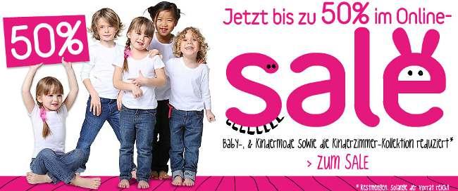Online-Sale bei Vertbaudet - Jetzt bis zu 50 %!