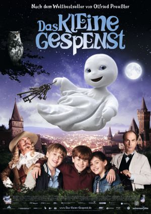 """Plakat zum Film """"Das kleine Gespenst"""""""