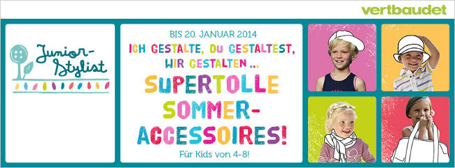 Noch bis zum 20.01.2014 beim Junior Stylist Wettbewerb mitmachen!