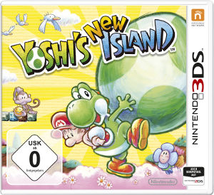 "Nintendo Computerspiel ""Yoshis New Island"""