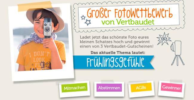 Neuer Fotowettbewerb im April