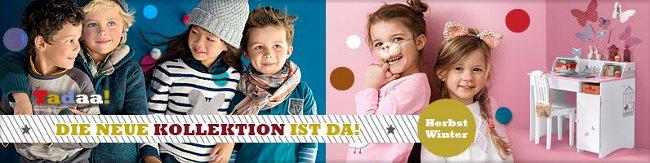 Die neue Kindermode- und Kinderzimmer-Kollektion von vertbaudet
