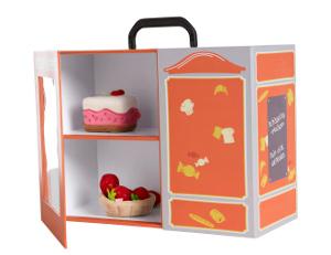 coole Bäckerei-Box zum Spielen für Kinder