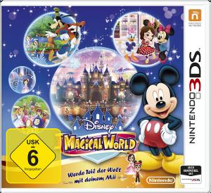 """Gewinner der Nintendo-Spielkonsole und des Spiels """"Disney Magical World"""""""