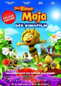 """Kinoplakat zum Film """"Die Biene Maja"""""""