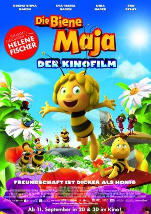 "Gewinnspiel zu ""Die Biene Maja – Der Kinofilm"" (Kinostart: 11.09.2014)"