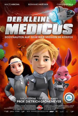 """Filmplakat zu """"Der kleine Medicus"""""""
