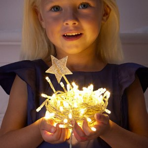 Weihnachten mit Kinderaugen sehen
