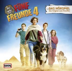 """Tolles """"Fünf Freunde 4"""" Gewinnspiel – nur noch bis zum 09.09.2015!"""