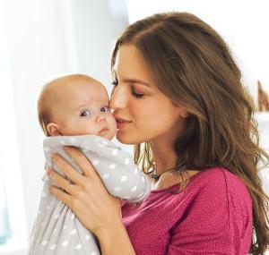 Babys Sinne und die Bedeutung des Geruchssinns