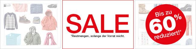 Herbst-Winter-Sale bei vertbaudet: bis zu 60% sparen