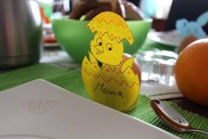 Oster-Bastelanleitung für Eierhalter