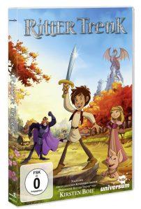 """DVD vom Film """"Ritter Trenk"""""""
