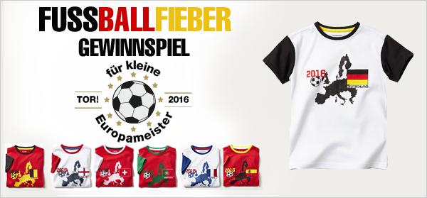 FussballFieber Fussball-Trikots von vertbaudet