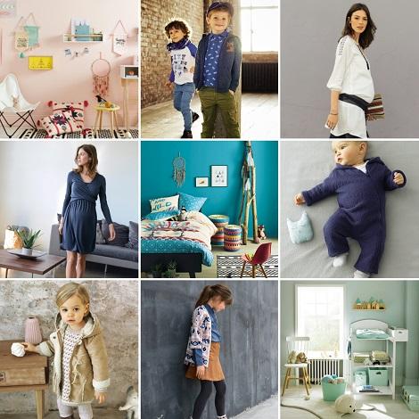Mädchenkleidung Jungenmode Umstandmode Kinderzimmer Babykleidung