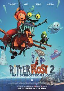 Ritter Rost 2 Filmplakat