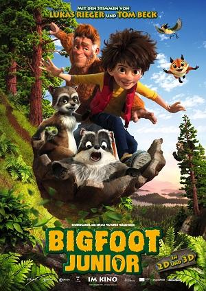 Plakat Kinofilm BIFOOT JUNIOR