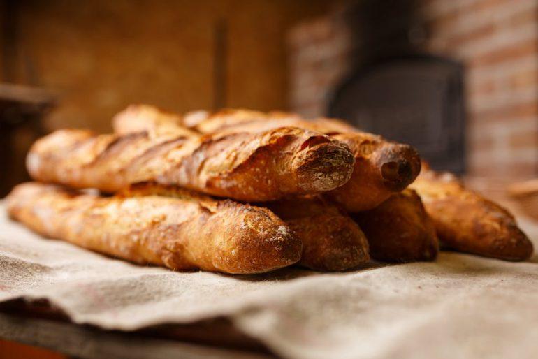 Feine französische Küche: Baguette selbstgemacht ...
