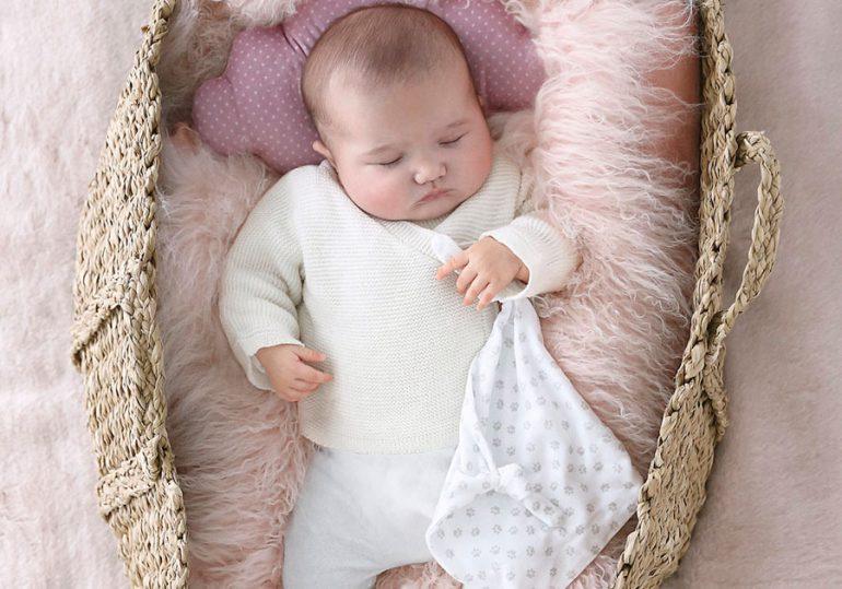 Baby bettwÄsche set klein für stubenwagen wiege kinderwagen